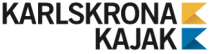 Karlskrona Kajak Logo